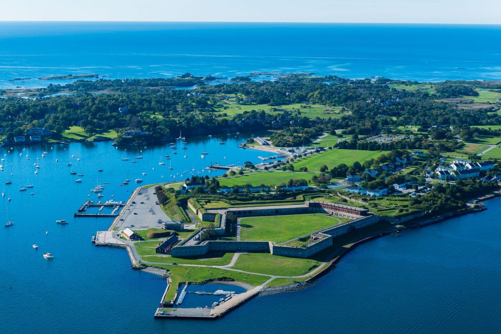 Fort Adams Overview II