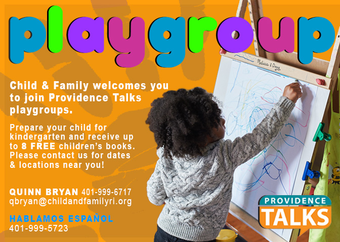 Providence Talks Playgroups
