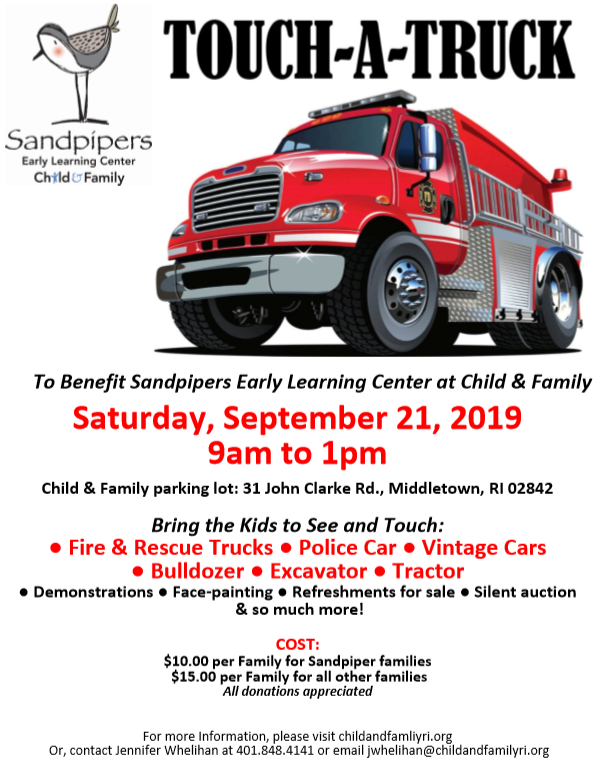 2019 Touch A Truck.Sandpipers.Flyer (JW 8.9.19) SCREENSHOT